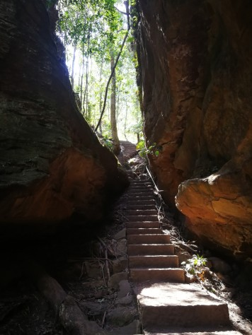 Grand Canyon Trail, Blackheath