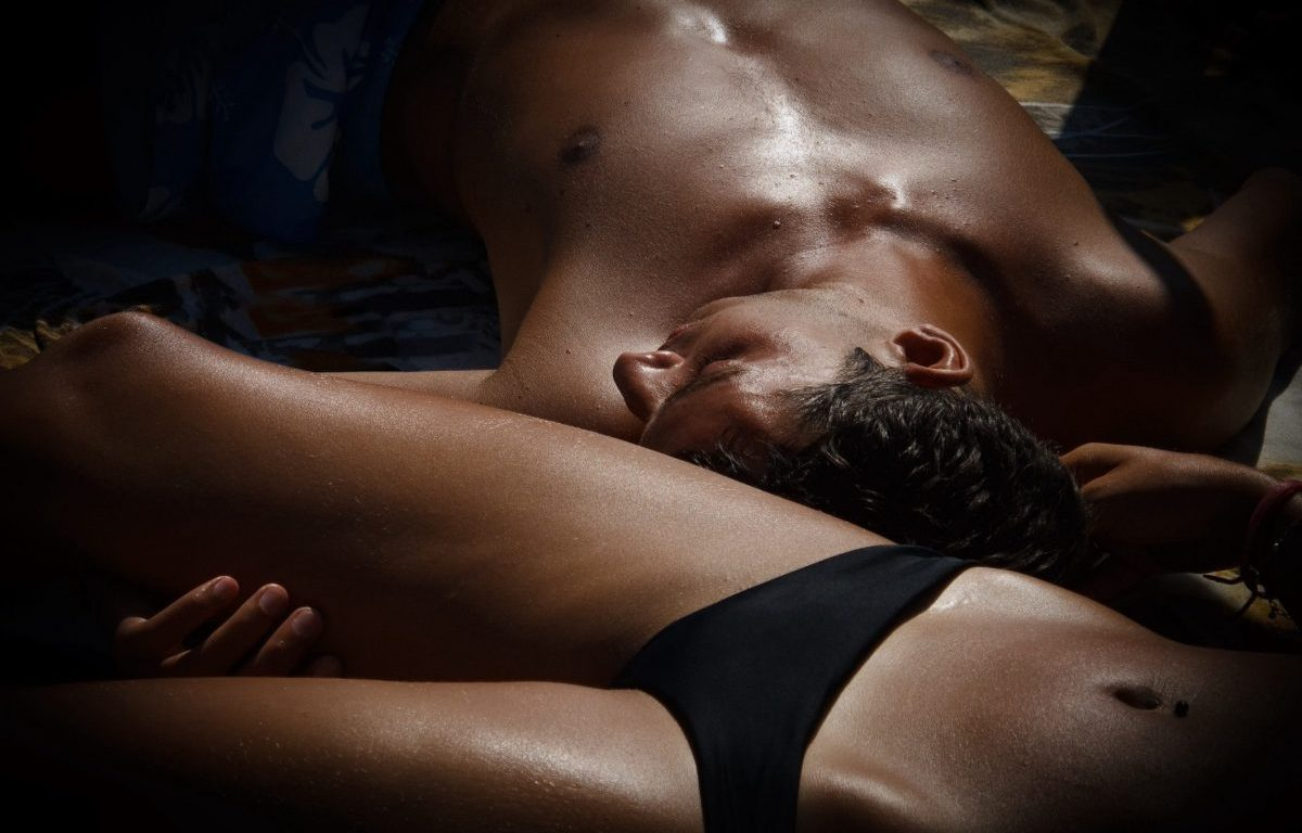 Man and woman semi nude. Image: Vidar Nordli-Mathisen on Unsplash