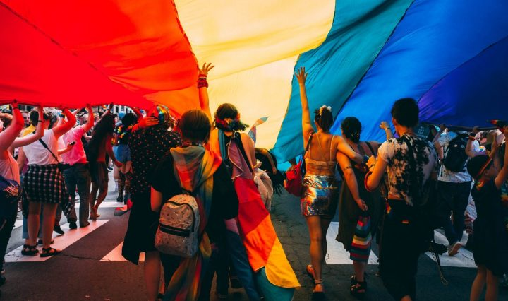 Pride. Image: Mercedes Mehling on Unsplash