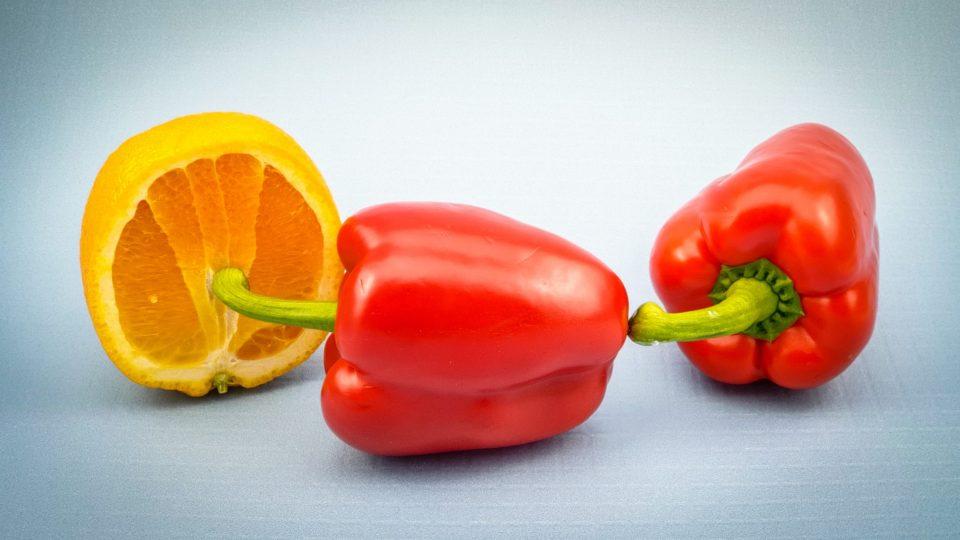 Sexy fruit threesome, threesomes. Image: Dainis Graveris on SexualAlpha