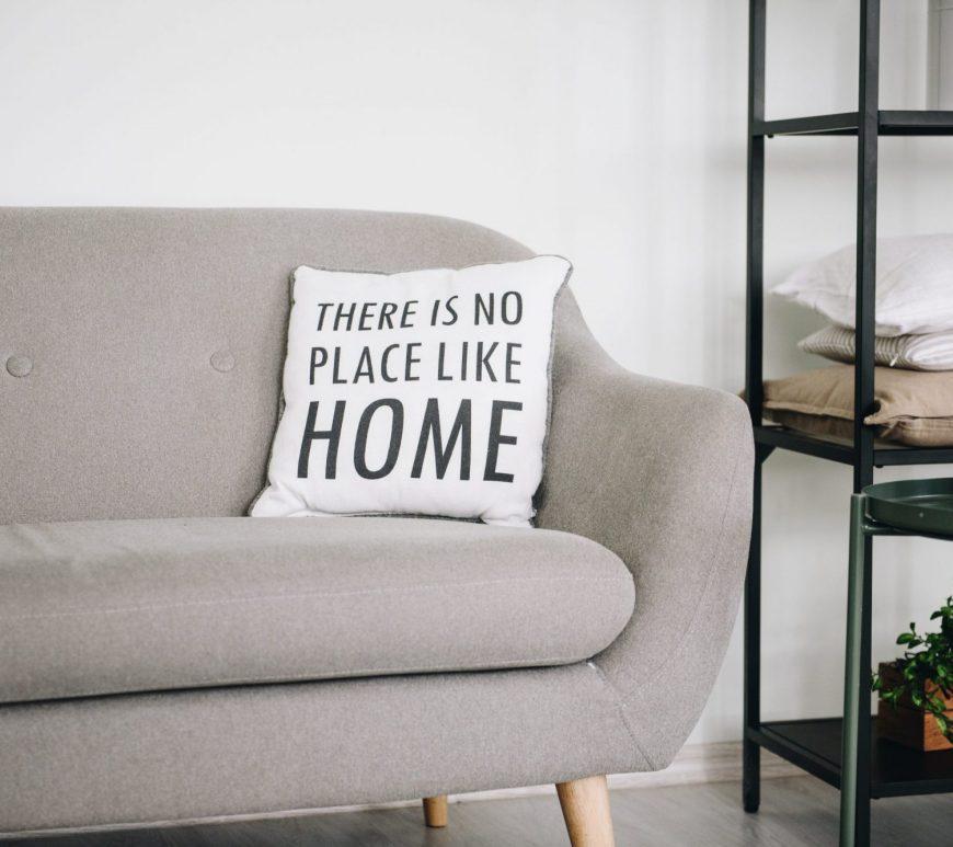 Home. Image: Anastasiia Chepinska on Unsplash