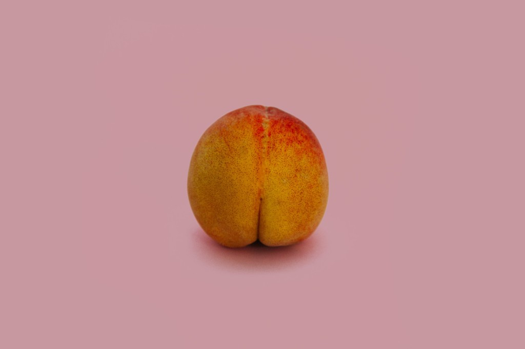 Peach Bum Butt Ass