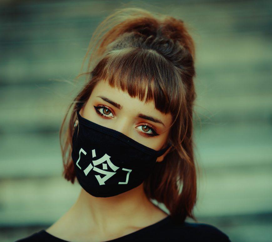 Masks. Image: Flavio Gasperini on Unsplash