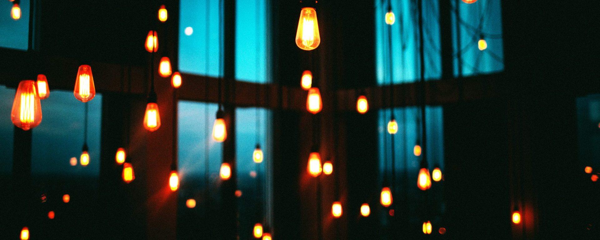 Lights, dreams, hopes. Image: Dil on Unsplash