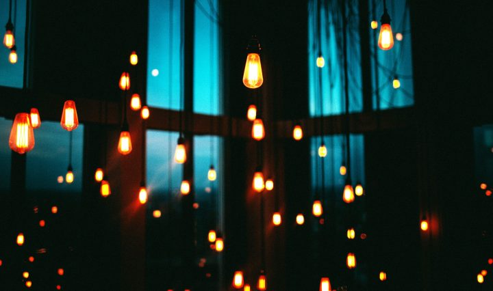 Lights, dreams, hopes. Image: Dil on Unsplash