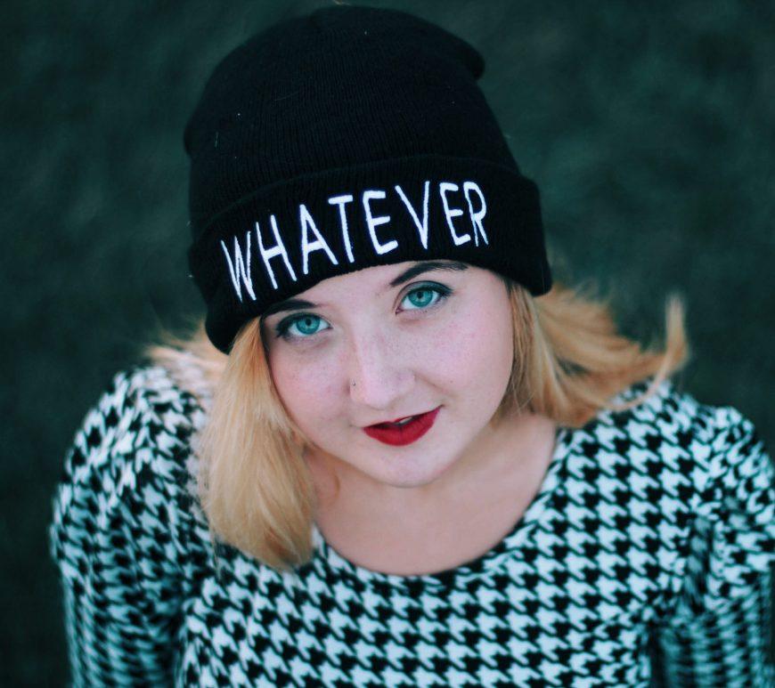 Don't care, whatever. Image: Meghan Schiereck on Unsplash