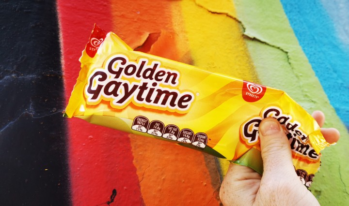 Golden Gaytime. Image: Christopher Kelly