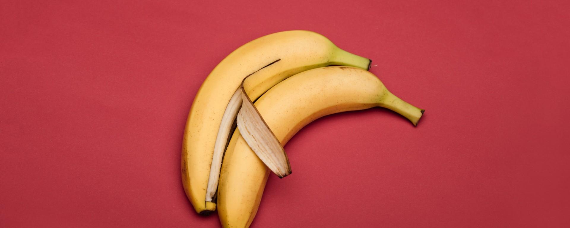 Gay men naughty bananas. Deon Black on Unsplash